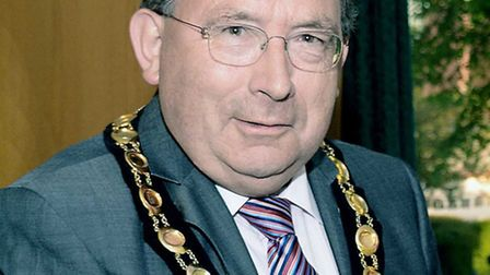 Ray Shakespeare-Smith chairman of North Herts District Council