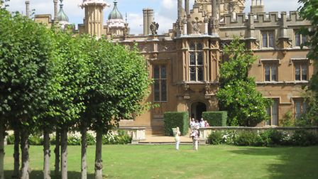 Knebworth House is among the attractions that will be giving away free tickets as part of the Big We