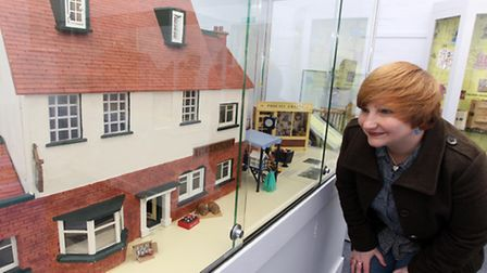 Cheryl Gibbs looks at the Life in Miniature exhibition at The British Schools Museum in Hitchin
