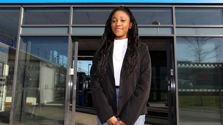Edlyn Boateng-Mensah has been nominated for Young Achiever at the Comet Community Awards 2016, for g