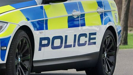 Police are linking five car tyre 'slashings' in Hitchin overnight.