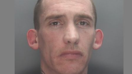 Police would like to speak to Lee Edwards, 30, of no fixed address, in connection with the incident