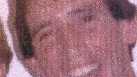 This picture of David Kelly, who was last seen in Stevenage in 1984, was taken during a visit to see