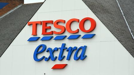 Tesco Extra where the alleged attack took place