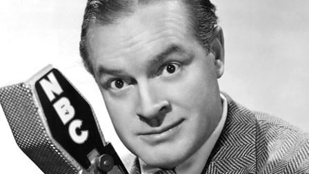 Comedian Bob Hope was a regular visitor at the old Blakemore Hotel when he visited relatives in Hitc