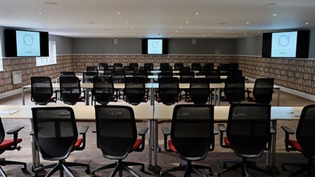A conference room at Needham House