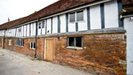 The Maltings in Stevenage Old Town has been nominated for recognition in the prestigious Building Fu