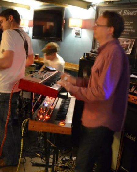 The Foul Anchors will be playing a charity gig at Hitchin's Club 85 on Saturday, January 30, in supp