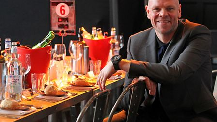 Tom Kerridge spoke to the Comet while in Hitchin for the Top 50 Gastropubs 2016.