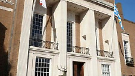 Hertfordshire County Council has two weeks to stop government funding being cut by a third.