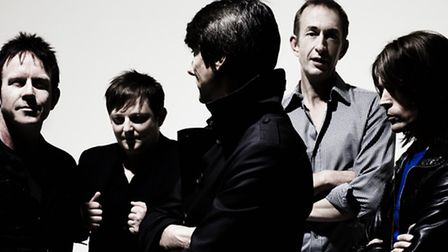Suede are on the Standon Calling bill. Picture by Steve Gullick.
