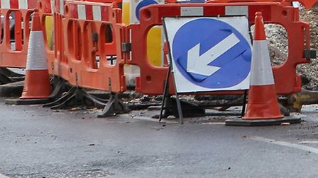 A road has reopened in Letchworth following a gas leak.
