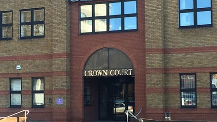 Thomas pleaded not guilty at St Albans Crown Court