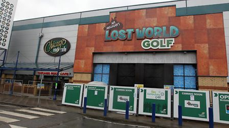 Stevenage Leisure Park is set to be transformed with three new attractions