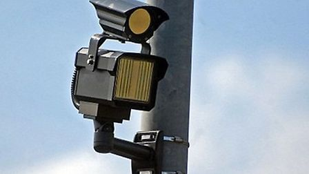 ANPR cameras will be installed at the Stevenage Swimming Pool car park in St Georges Way after counc
