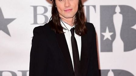 Former Hitchin Boys' School pupil James Bay won best British Male Solo Artist at the Brit awards las