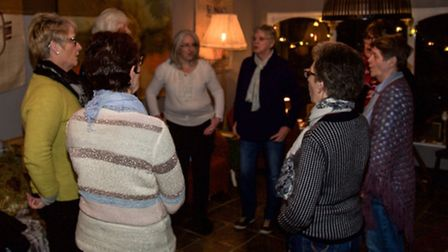 Cheryl Smale from Henlow hosts new singing groups in North Herts