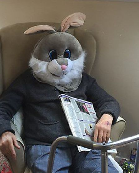 Stan the Easter Bunny
