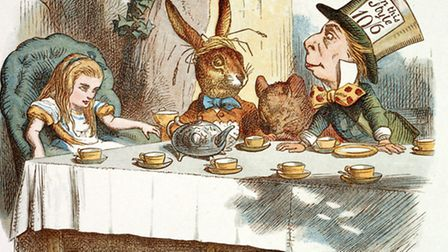 Alice in Wonderland Picture The British Library