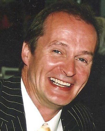 Simon Kelly, founder of the Hitchin punk band the Bleach Boys, who died in November at the age of 55