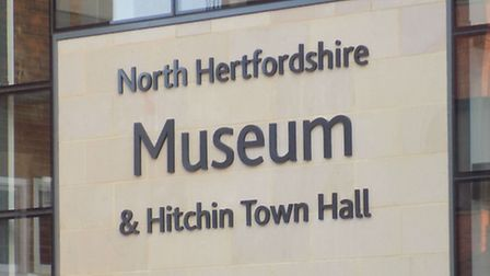 The new North Herts Museum should have opened last year