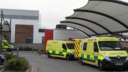 The emergency department at the Lister Hospital