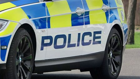 Emergency services were called to a three-vehicle crash in Letchworth earlier this afternoon.