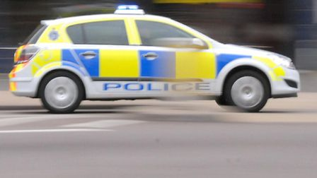 Three cars were involved in a collision at the junction between North Road and Graveley Road yesterd