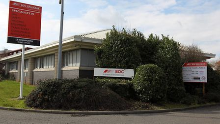 A worker has said that the BOC plant in Dunhams Lane is set to close down.