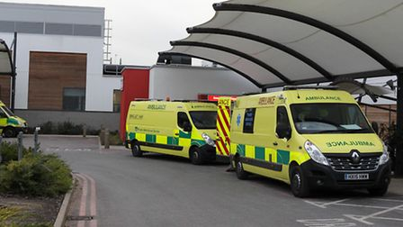 The emergency department at the Lister Hospital is an action area, say watchdogs