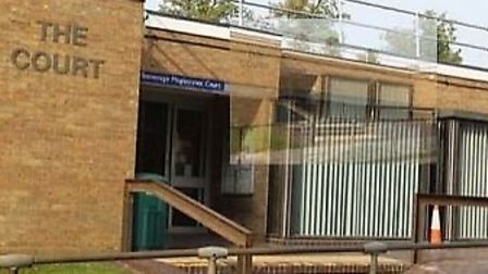 Kristi Hewer pleaded guilty at Stevenage Magistrates' Court yesterday.