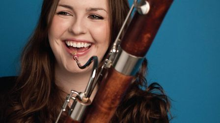 Bassonist Amy Harman opens the spring season of Weston Music Society concerts
