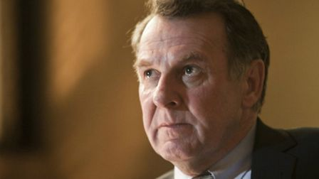 Tom Wilkinson starred in adaptations featuring John Harvey's creation Charlie Resnick