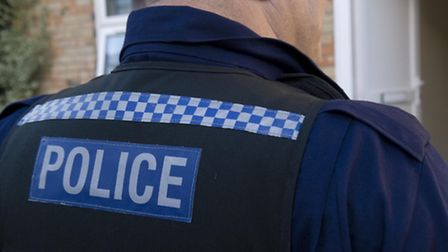 A 24-year-old man suffered slash wounds after being attacked with a knife in Spencer Way, Stevenage.