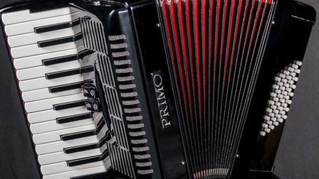 Accordion music to the fore at the Lytton Theatre