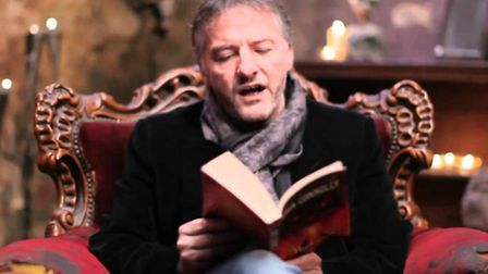 John Connolly is coming to Letchworth to talk about his latest book