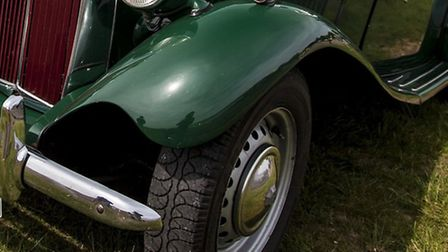 Marvellous motors will be on show at Old Warden