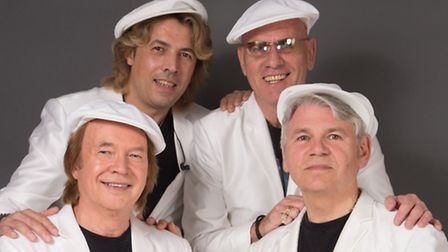 The Rubettes are coming to the Gordon Craig Theatre in May. Picture by Stephane De Coster