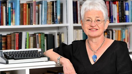 Jacqueline Wilson is coming to Letchworth to talk about her work. Picture by James Jordan