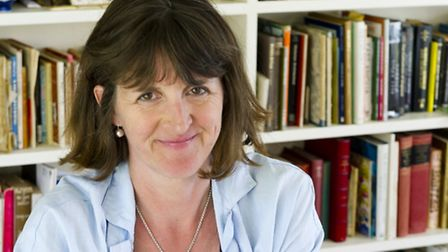 Designer Emma Bridgewater will be talking about her new book in Letchworth