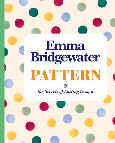 Emma Bridgewater will be talking about her new book in Letchworth