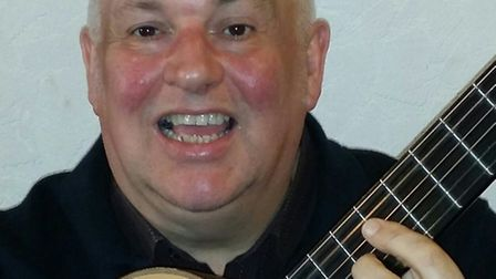North Herts musician and teacher Anthony Spicer