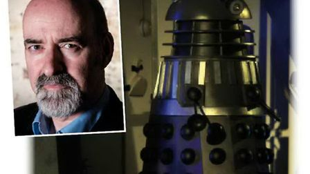 Nicholas Briggs provides the voices for the Daleks and other Doctor Who baddies