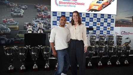 Nicolas Hamilton and Mary Wolfe. Photo: supplied