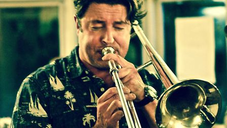 Dave Keech will be playing at the first JazzUp session at Hitchin's Club 85 this weekend. Picture by