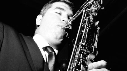 Ricky Spiller is on the bill at the launch night of JazzUp at Club 85 in Hitchin.