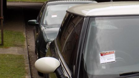 A £30 fine will be dished out to anyone who parks on the stretch of road.