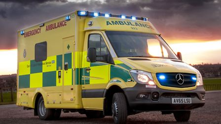 Unison is to ballot frontline ambulance staff over possible strike action concering working conditio