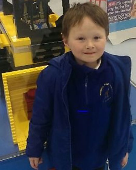 Aiden, six, will now get the life-changing operation he needs to live a normal life, thanks to the h