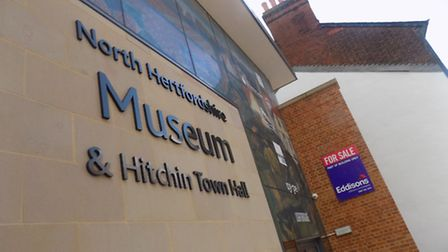 If part of Hitchin Town Hall is bought by a private company it could cause all sorts of issues for t